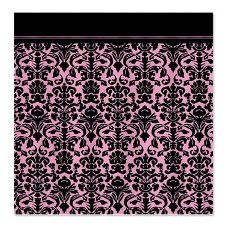 Shower Curtain Black CurtainsPink