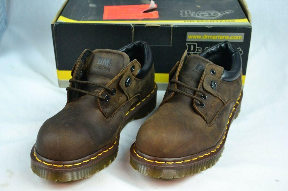 dr martens industrial shoes