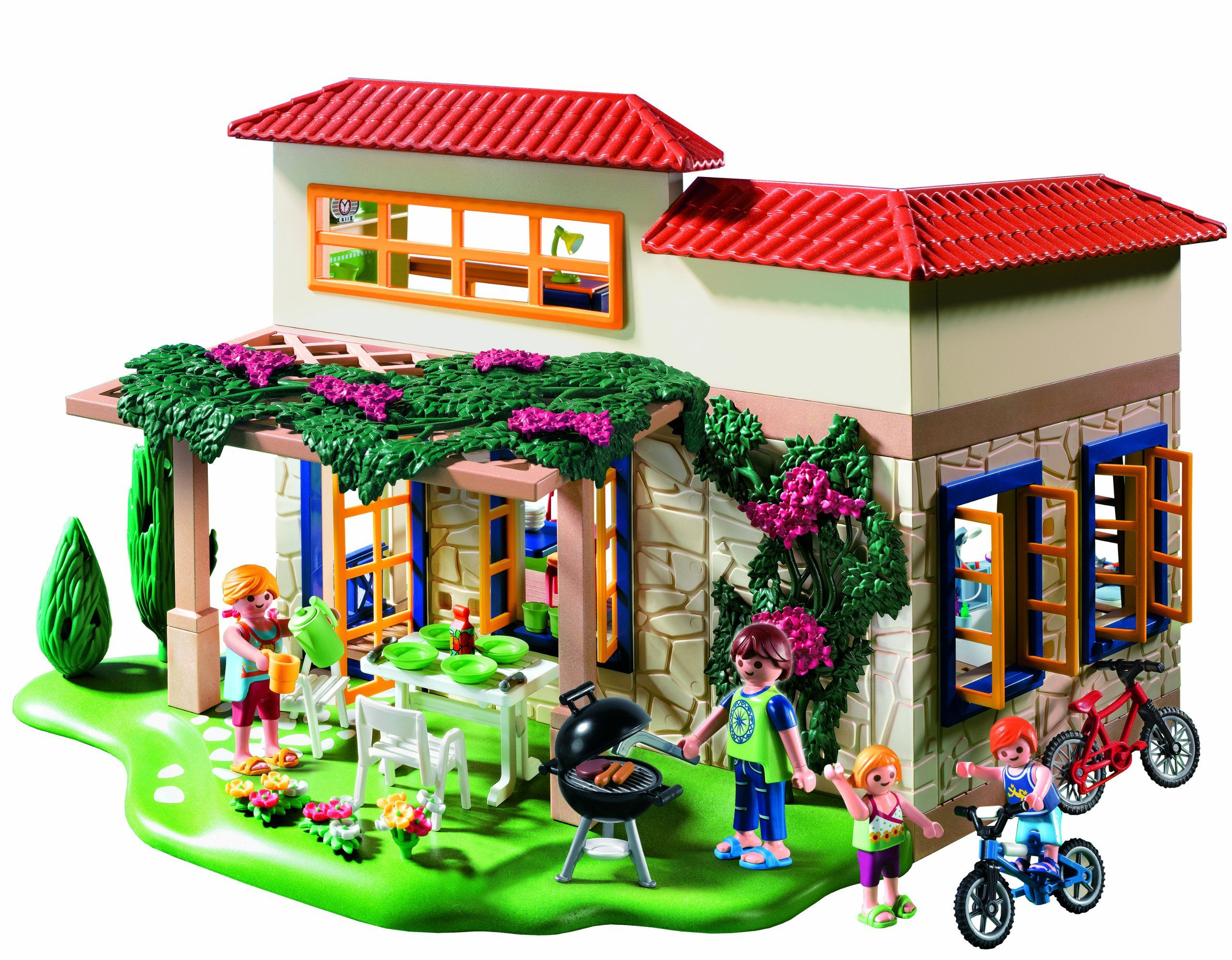 Playmobil summer house l pie holiday ideas home