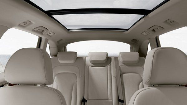 Rear Passenger Seat With Sunroof Audi Jpg