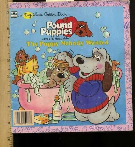 A C Chandler Pound Puppies Lovelable Huggable The Puppy Nobody
