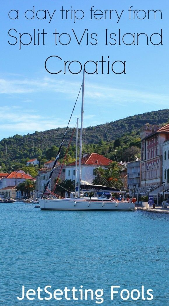 Split to Vis Ferry: Things To Do in Vis, Croatia on a Day Trip