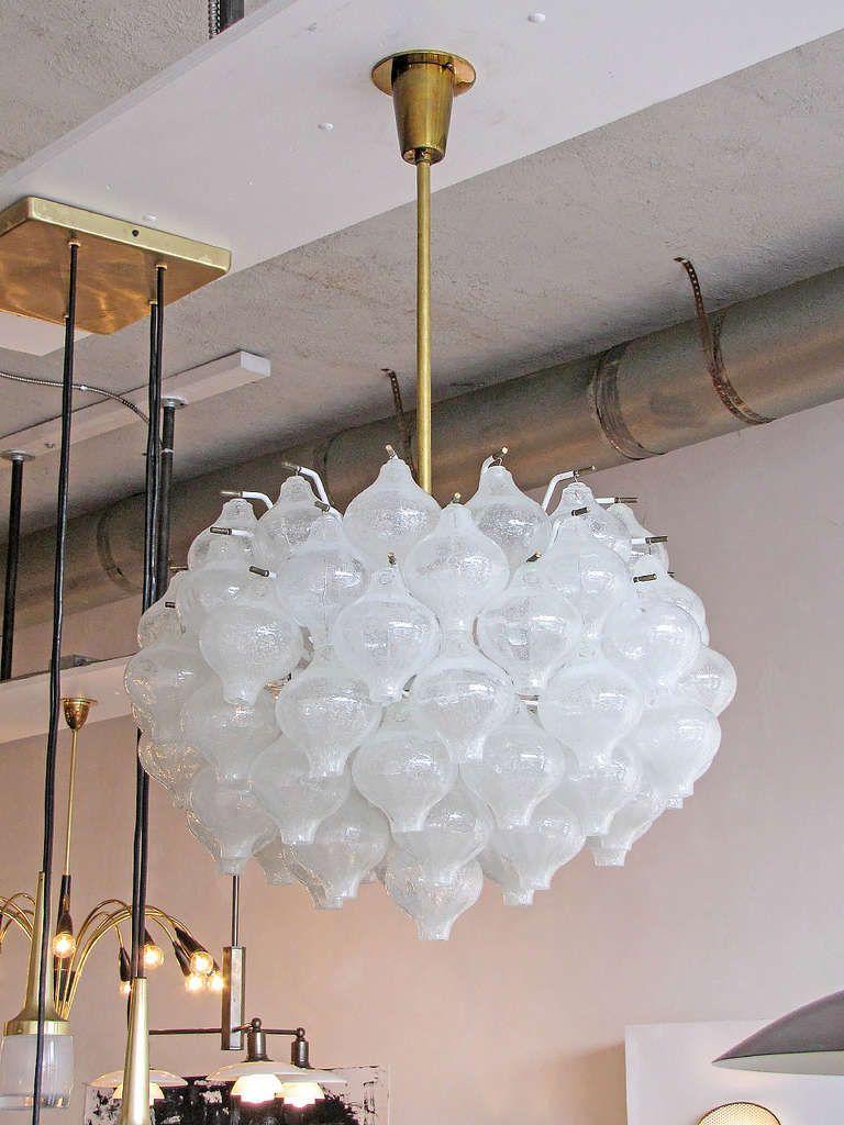 Kalmar Tulipan Chandelier Chandelier Pendant Lights Chandelier Eclectic Interior Design