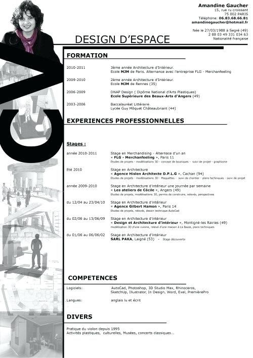 Image Result For Landscape Architecture Resume  Shaun Resume