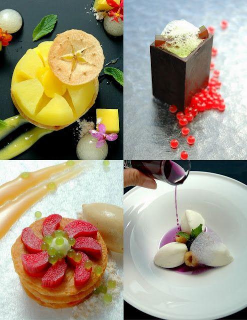 beautiful plating - Food Design Ideas