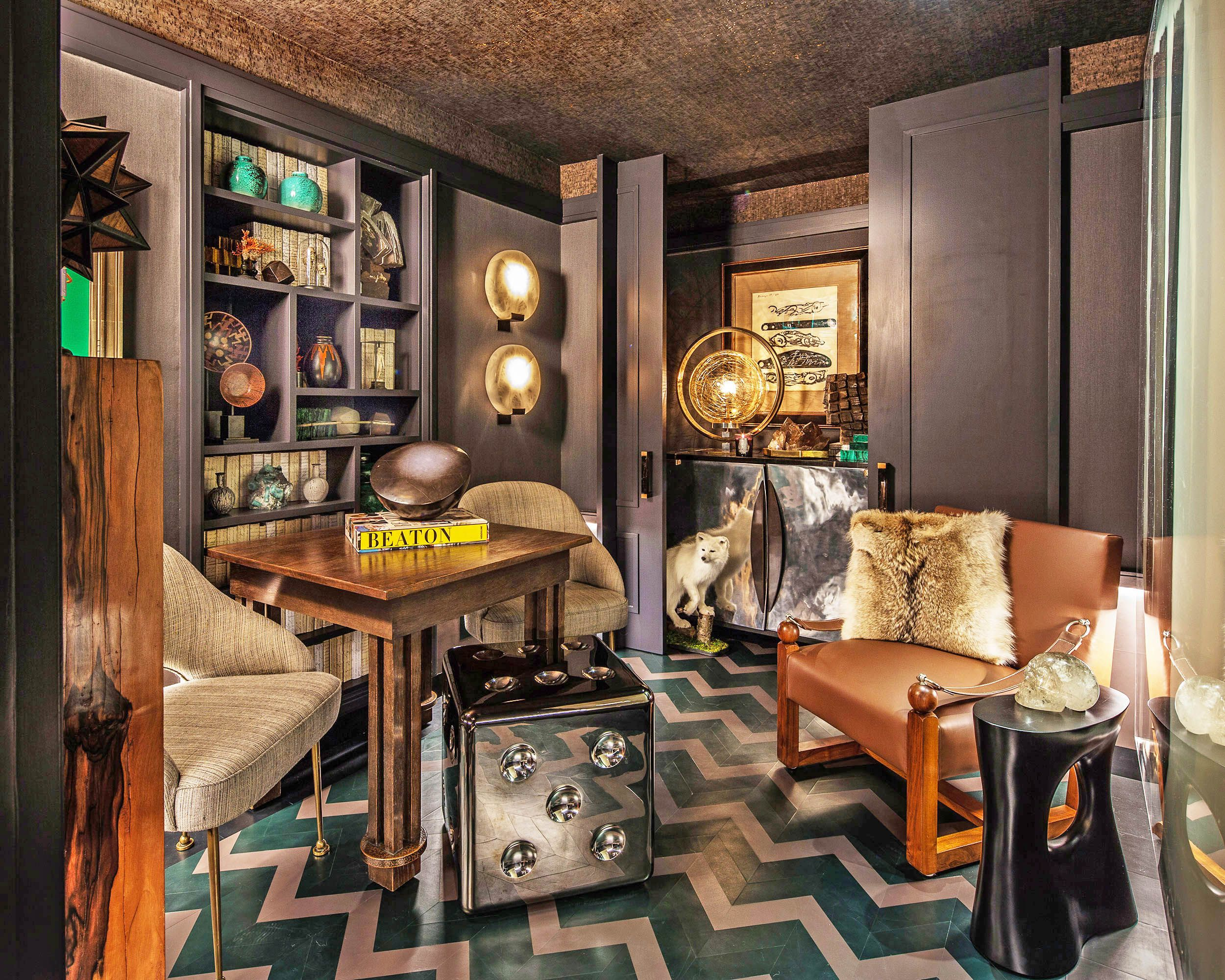 Create A Layered And Warm Atmosphere By Grouping Objects And Adding Unique  Accents Such As Faux. Decorating ... Pictures