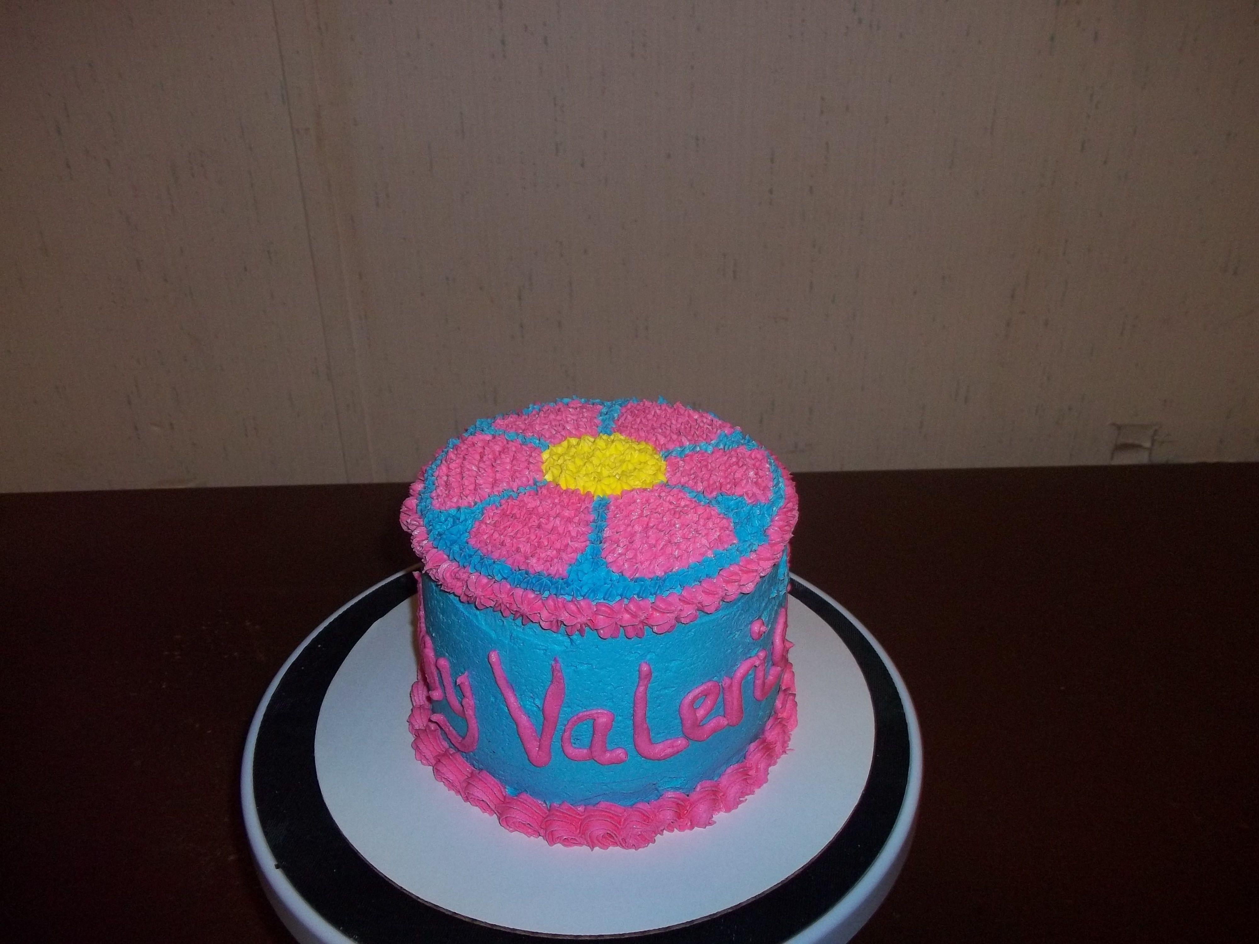 Awe Inspiring Birthday Cake I Made For Valerie Cake Birthday Cake Desserts Funny Birthday Cards Online Necthendildamsfinfo
