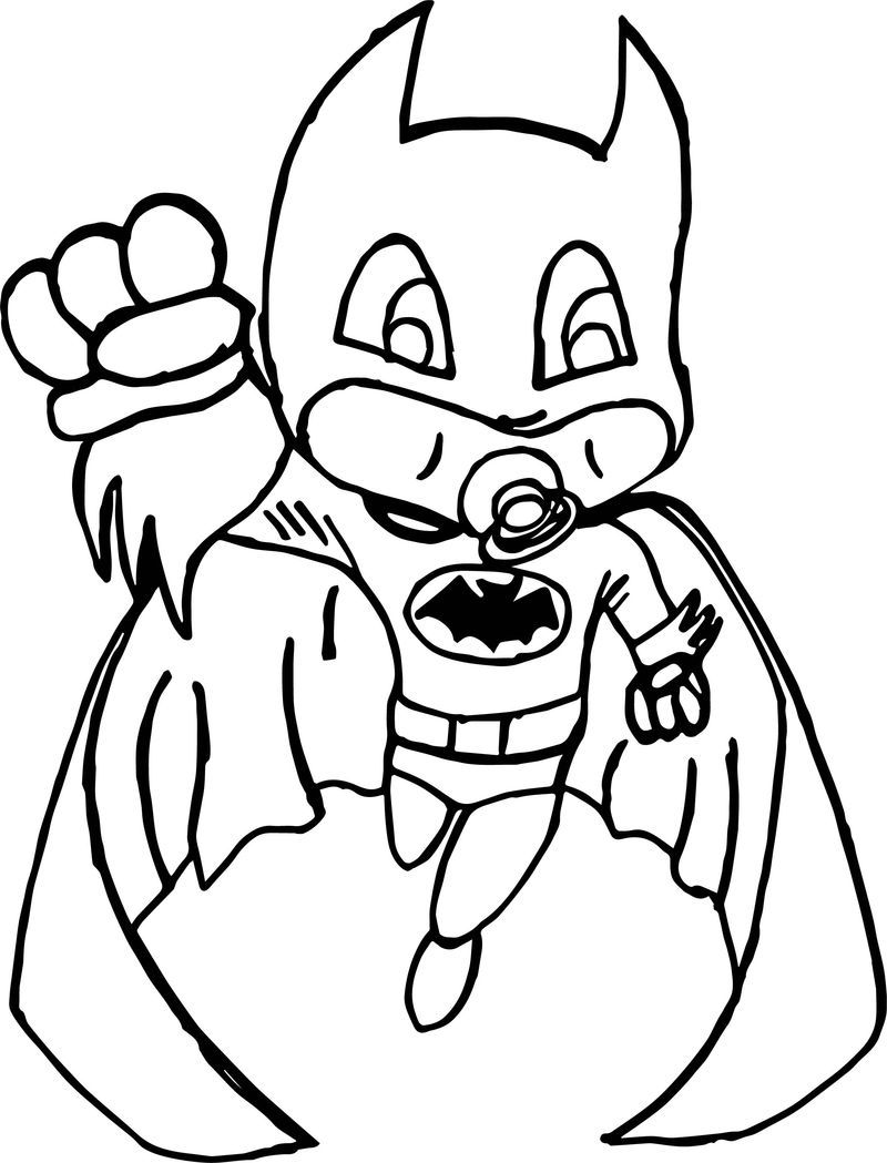 Baby Batman Coloring Page Avengers Coloring Pages Avengers Coloring Batman Coloring Pages