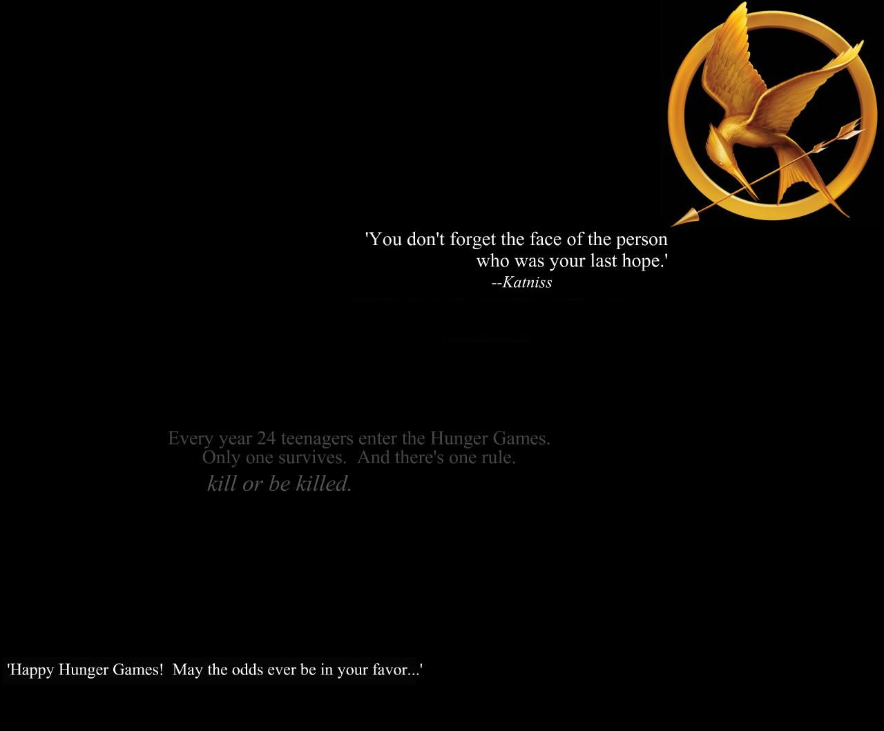 Hunger Game Quotes Hunger Games Quotes  Hgfan5602 Photo 31046052  Fanpop Fanclubs