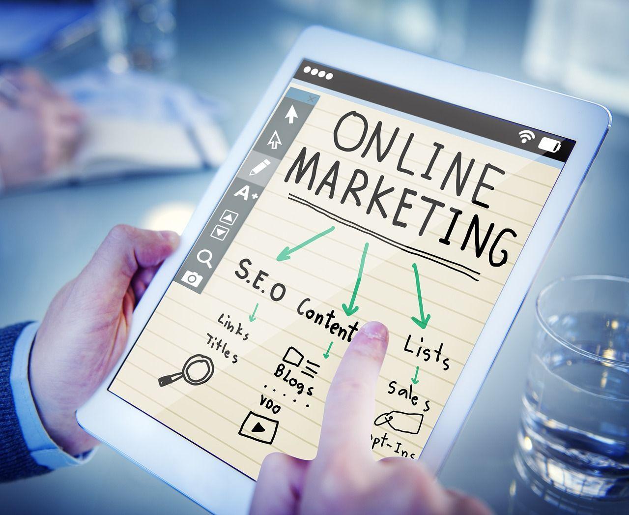 Que es el Marketing Online