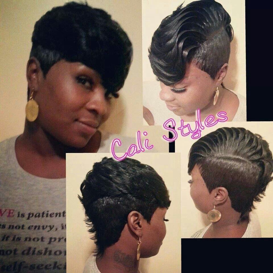 Cali Style Quick Weave Weave Hairstyles Quick Weave Hairstyles
