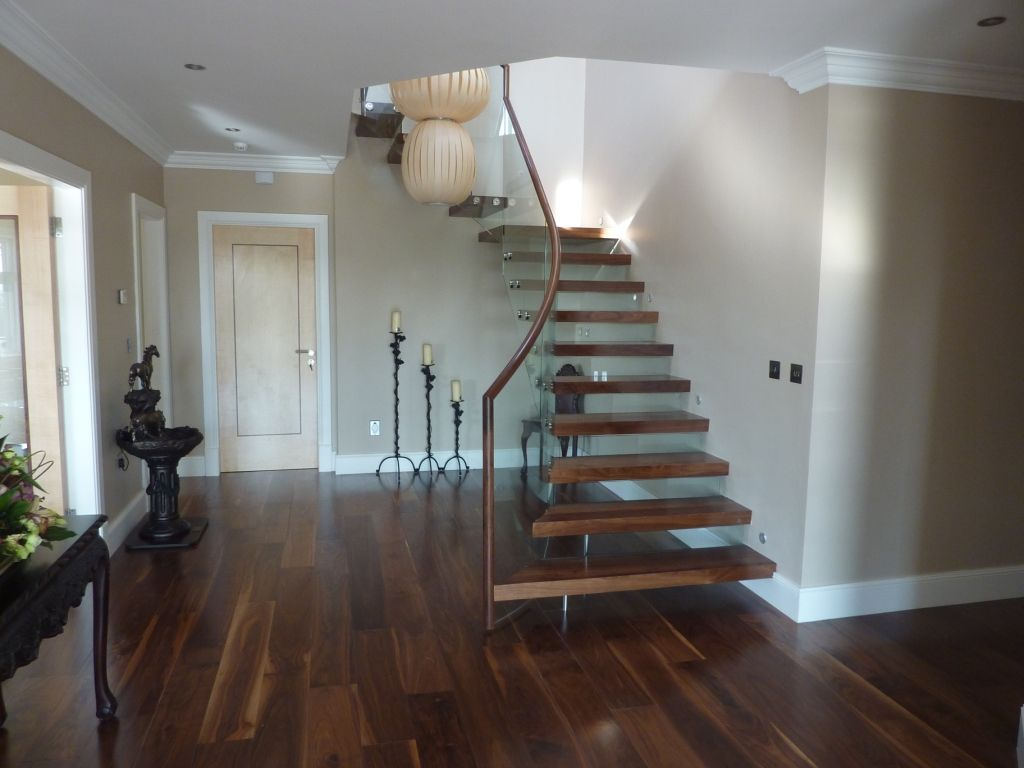 Best Glass Staircase Design Production Installation By 400 x 300