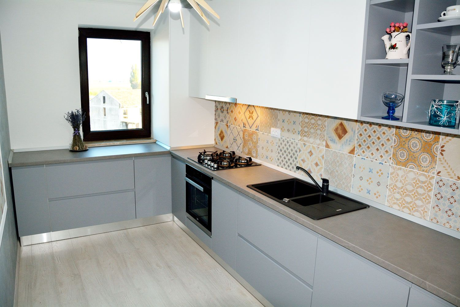 Best Kitchen Image By Mobila Bacau Yulmob On Bucatarie Mdf Gri 400 x 300