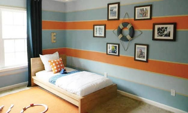 Best Peach Orange And Blue Color Schemes For Interior Design 400 x 300