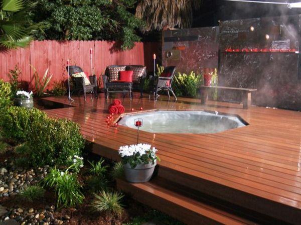 Whirlpool im Garten 100 fantastische Modelle! Archzine