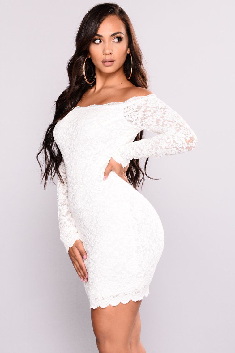 Off Shoulder Lace Bodycon Dress White White Lace Bodycon Dress Lace White Dress Lace Bodycon Dress [ 1140 x 760 Pixel ]