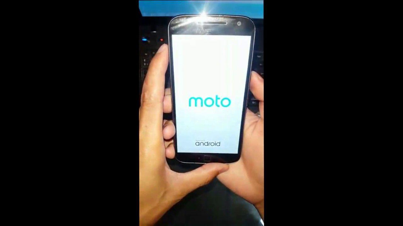 Remove Demo Mode Motorola Moto G4 Plus XT1641 | Retail mode removal