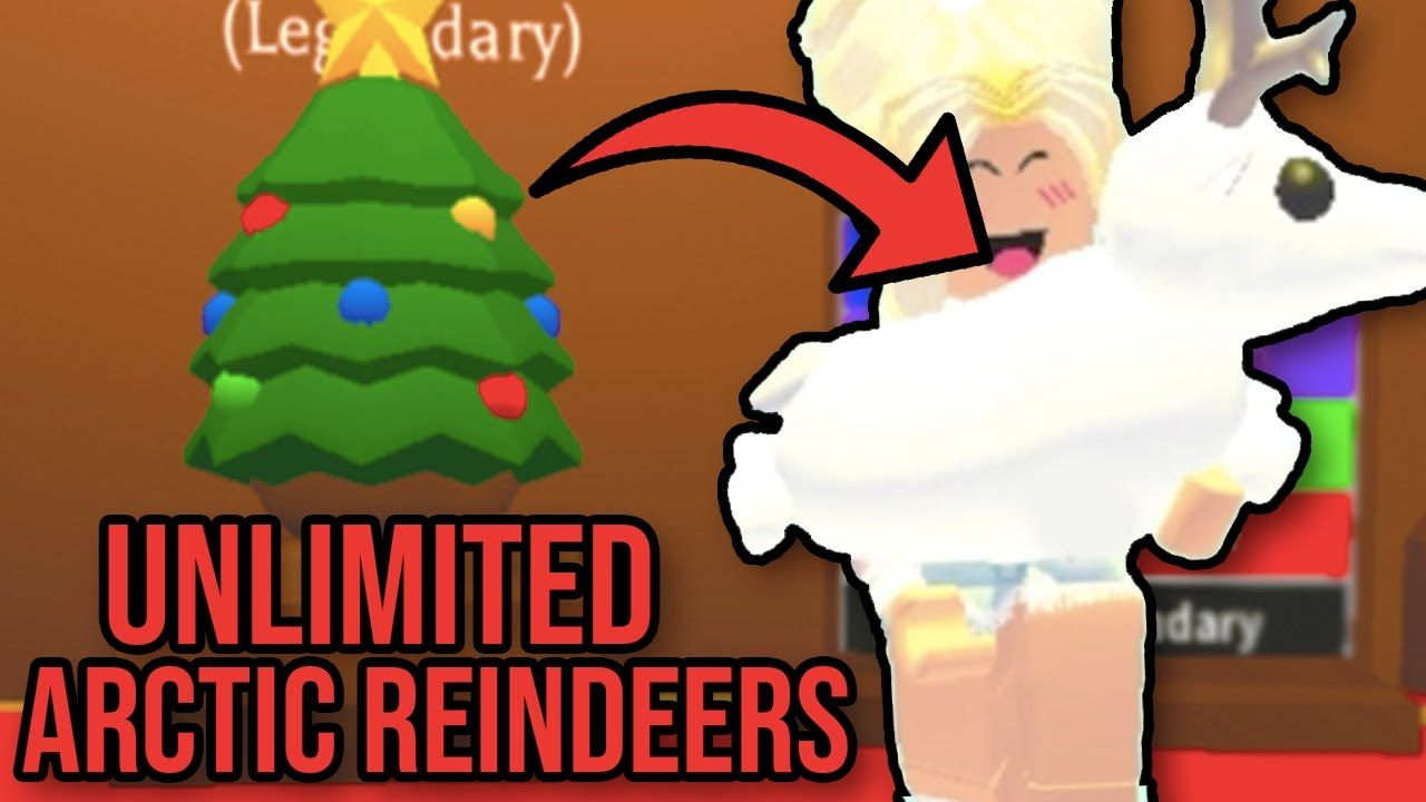 How To Always Hatch A Legendary Arctic Reindeer Roblox Adopt Me Hack In 2020 Roblox Roblox Gifts Gift Card Generator