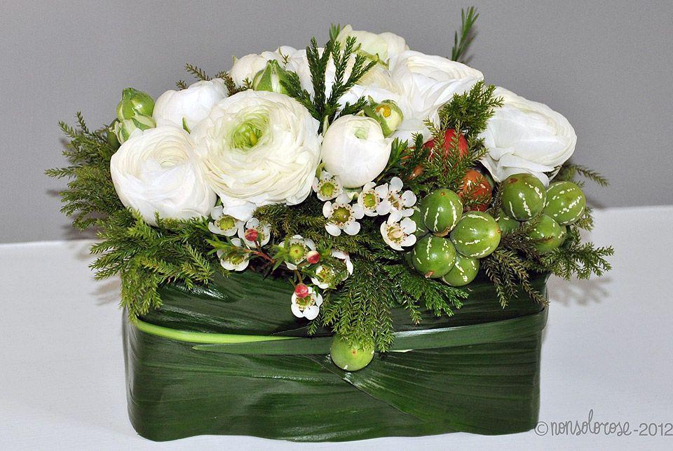 Sushi flowers fiore e - Composizioni floreali per tavoli ...