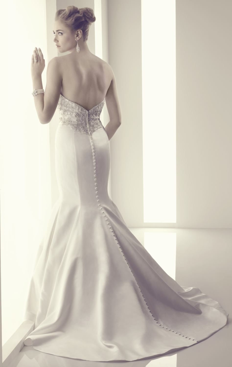 Cb Couture B086 By Amare Wedding
