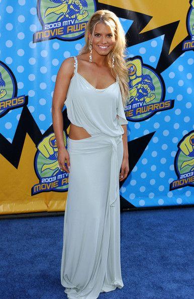 Jessica Simpson | Favorite Red Carpet Dresses | Pinterest | Jessica ...