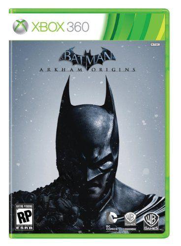 Batman Arkham Origins By Warner Home Video Games Http Www Amazon Com Dp B00c71034i Ref Cm Sw R Pi Dp Abhisb1x Batman Batman Arkham Origins Xbox 360 Games