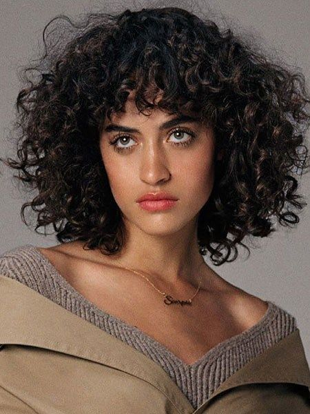 Popular Short Curly Hairstyles 2018 – 2019 | Curly hair ...