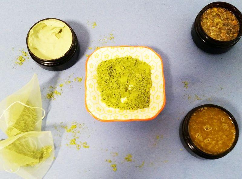 Photo of 5 Matcha Green Tea Face Masks & Steams You Can Make At Home —PHOTOS