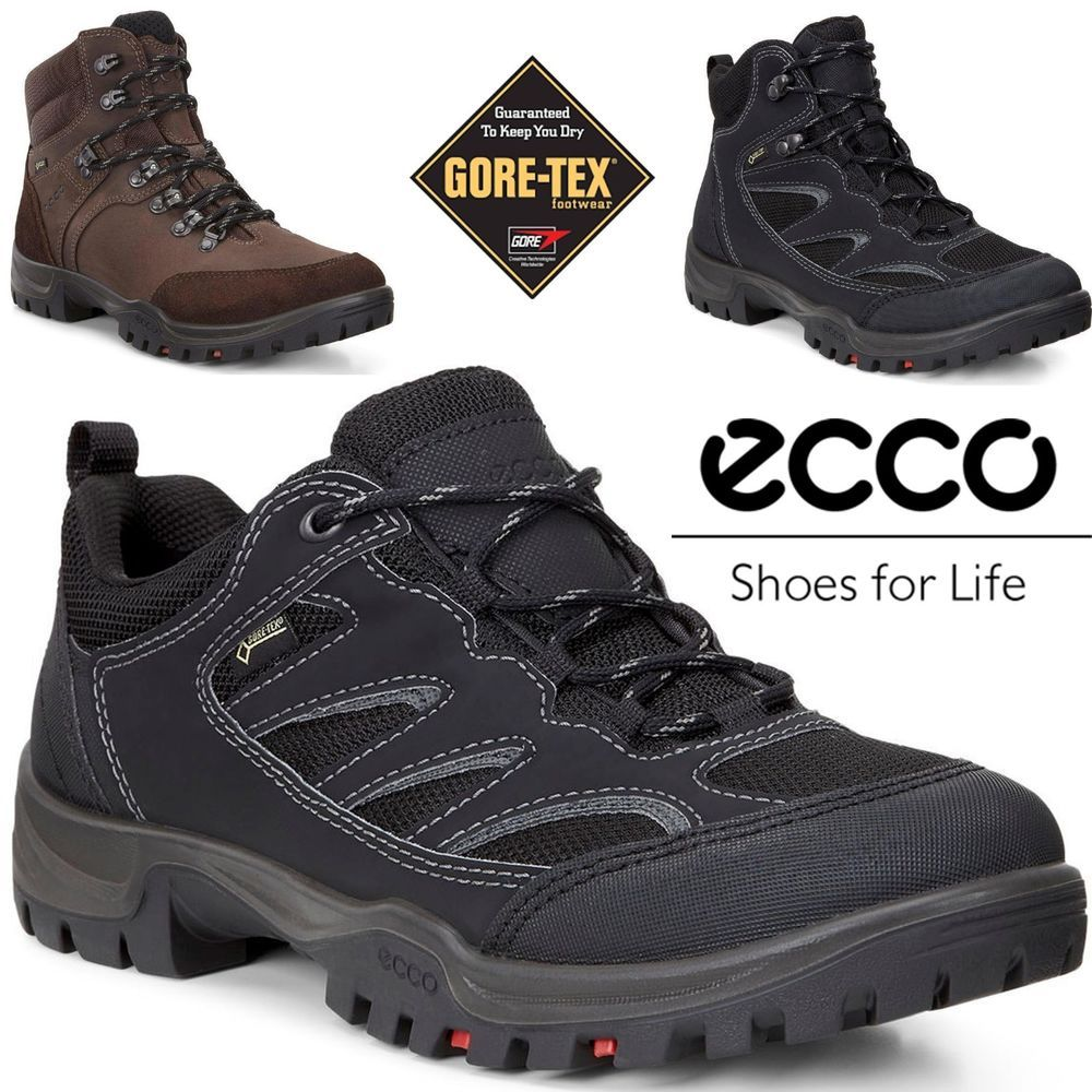Ecco Xpedition Iii Goretex Outdoor Hiking Boots All Colors And Sizes Ecco Hikingtrail Hiking Boots Winter Leather Boots Boots
