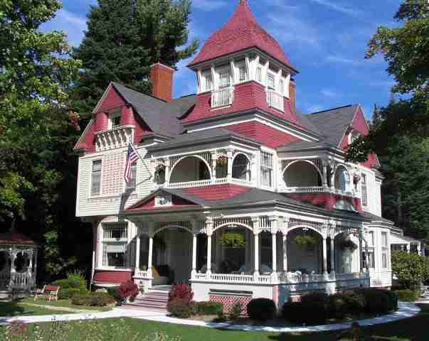 Real Estate Listings Victorian Homes Victorian Houses For Sale Victorian Bed