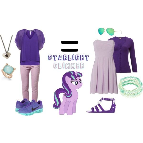 mlp starlight glimmer outfit theme  character inspired