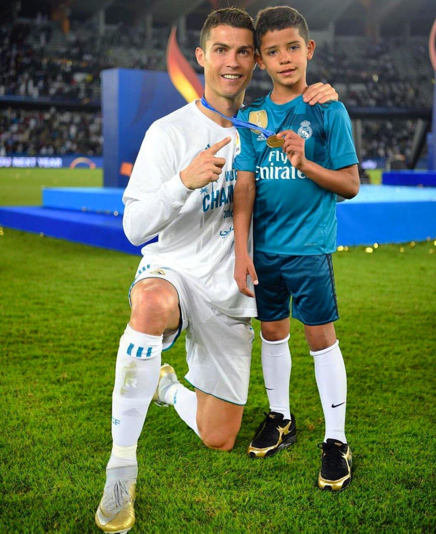 FIFA 2018 World Champions... Mr Cristiano Ronaldo An
