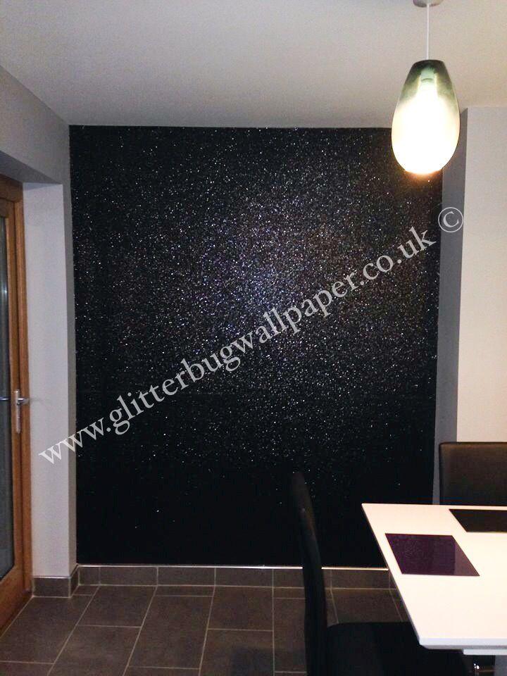 Www Glitterbugwallpaper Co Uk Sparkly Walls Glitter Wall Bug Wall