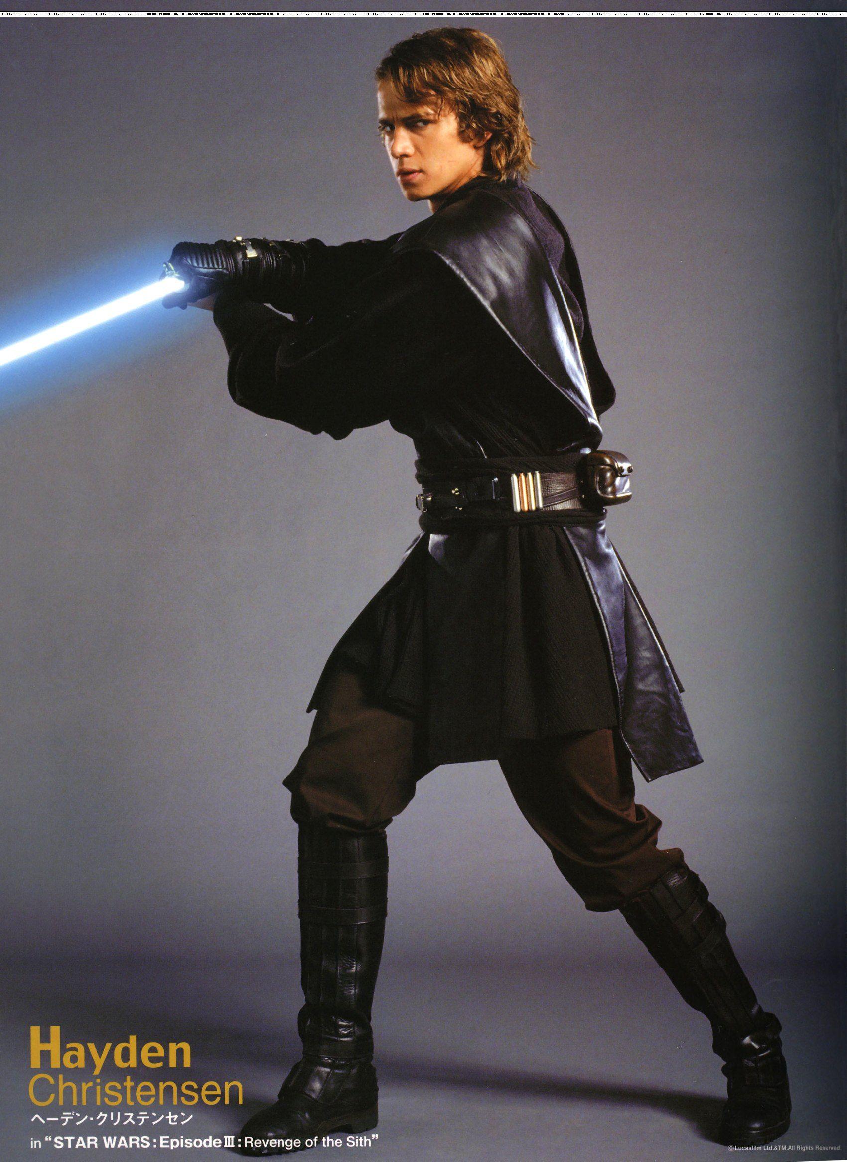 Hayden Christensen As Anakin Sywalker Photo Episode Iii Anakin Skywalker Star Wars Anakin Star Wars Episodes Anakin Skywalker