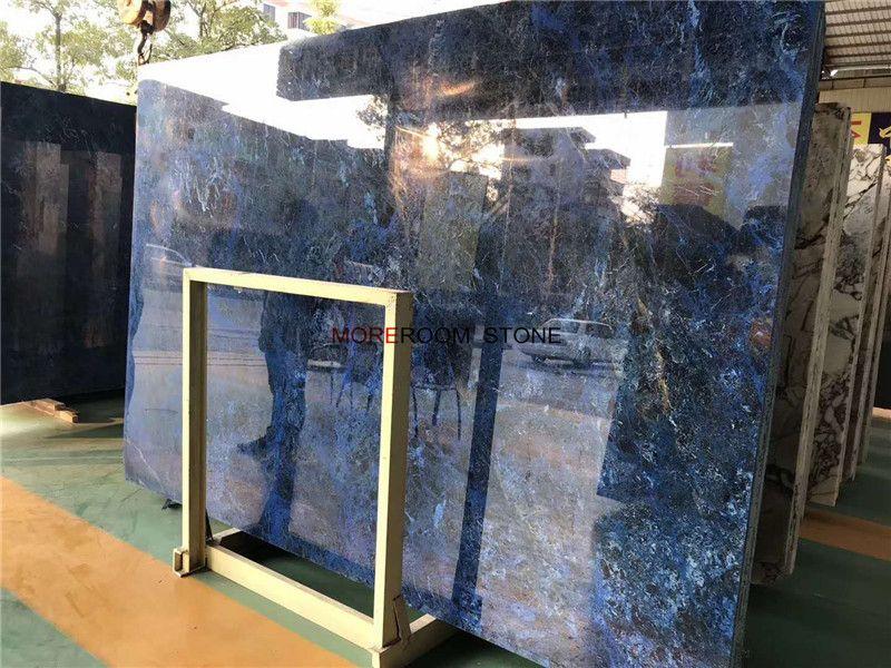 Azul Bahia Blue Granite Slab Marble Slab Blue Marble Blue Granite