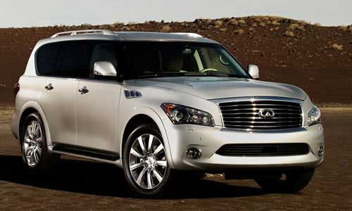 Infiniti Logo History Timeline And List Of Latest Models With