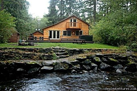 Ordinaire Luxury Cabins W/hot Tubs, Fire Pit   Mt.