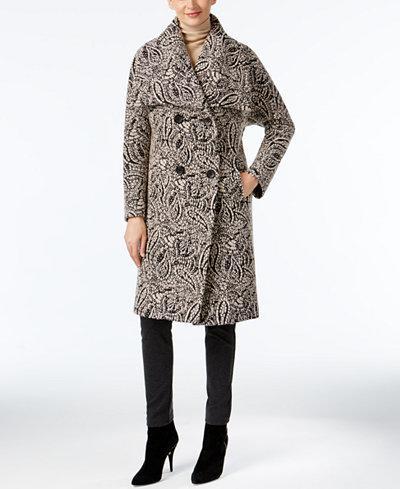 179.99$  Buy now - http://viumy.justgood.pw/vig/item.php?t=4uuanl6526 - Paisley-Print Walker Coat 179.99$