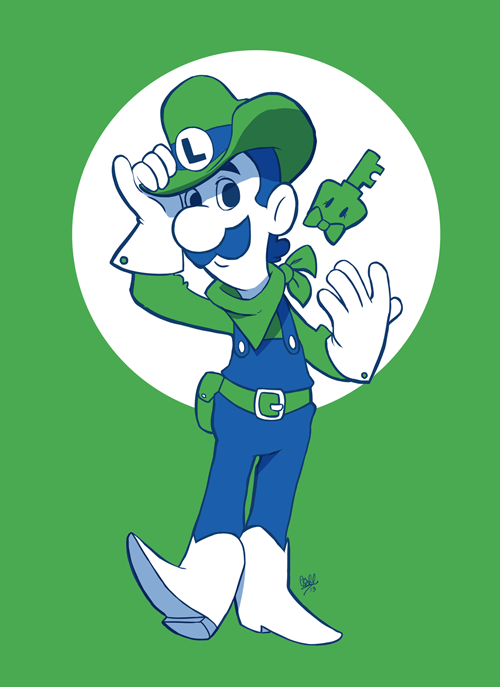 The Best Part About Mario Party 2 Was The Costumes Hands Down This Piece Will Be Featured In The Game Icons Lu Super Mario Art Mario Fan Art Luigi And Daisy