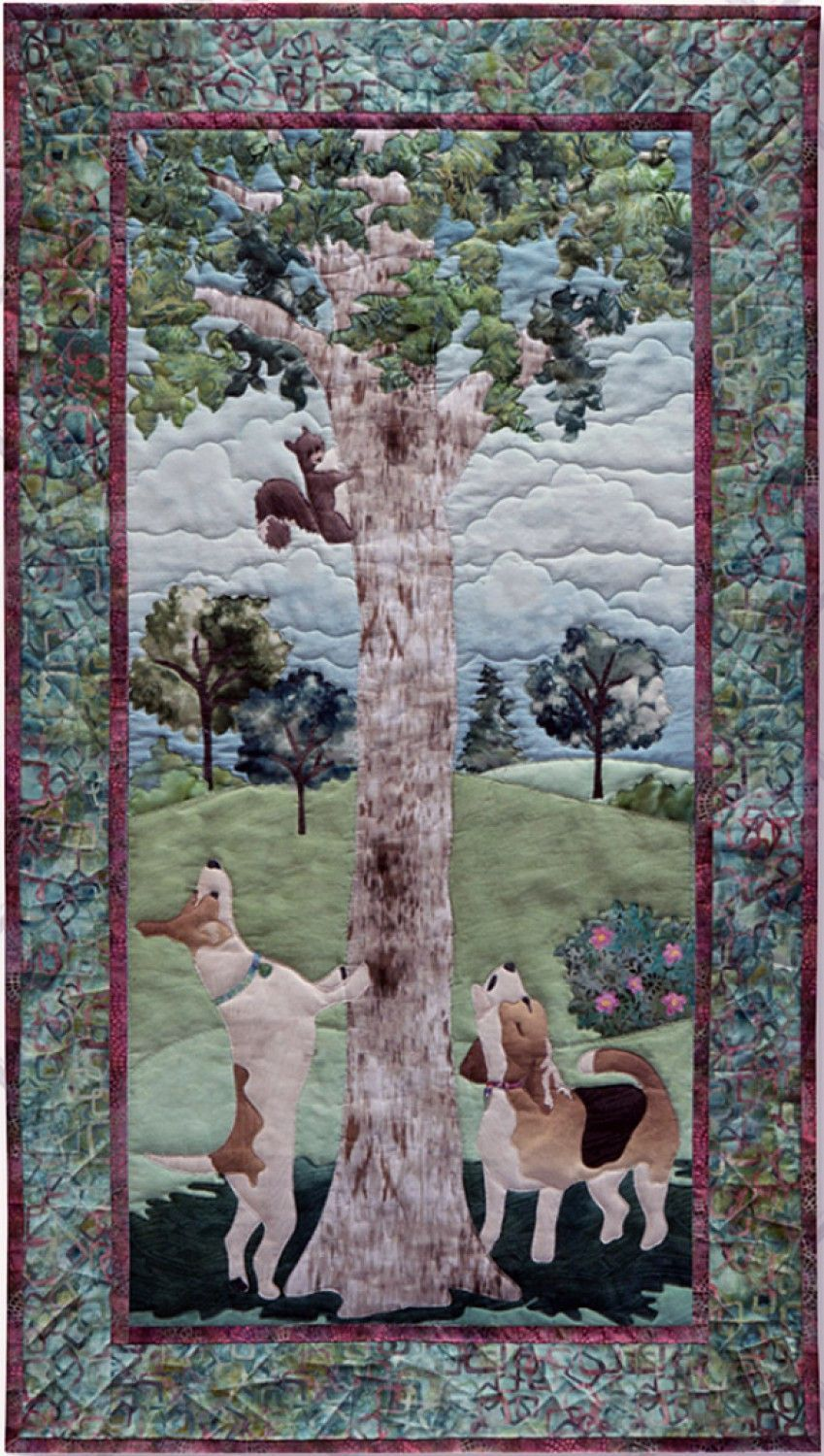 Search Results Landscape Quilts Picture Quilts Dog Quilts