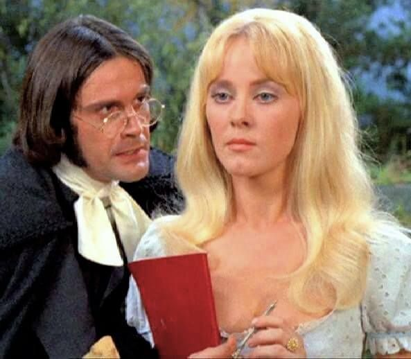 Image result for lust for a vampire 1971 ralph bates
