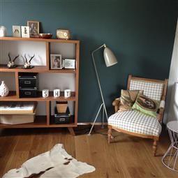 couleurs inchyra blue farrow ball color pinterest peinture salon couleur mur et mur. Black Bedroom Furniture Sets. Home Design Ideas