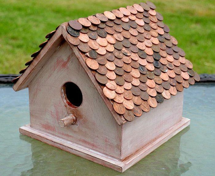 1001 id es cr atives pour mangeoire oiseaux fabriquer soi m me mangeoire mangeoire pour. Black Bedroom Furniture Sets. Home Design Ideas