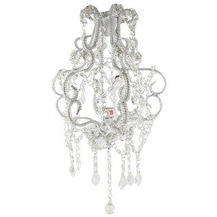 15 White Beaded Hanging Chandelier Shop Hobby Lobby Hanging