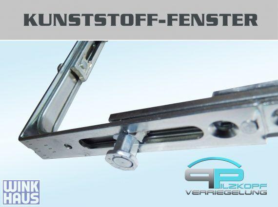 Pilzkopfverriegelung siegenia aubi a300 safety plus in - Fenster einbruchschutz nachrusten ...