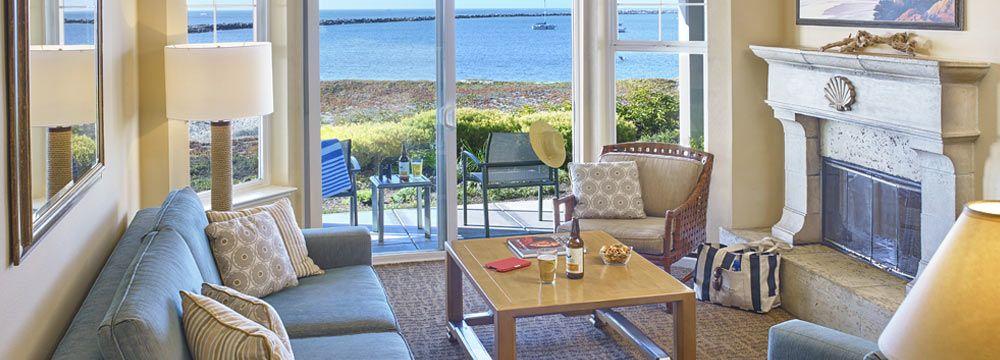 Half Moon Bay Hotels Beach House Hotel In California
