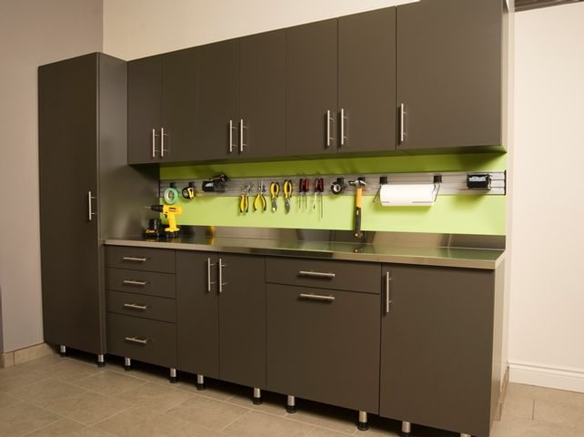 Rangement Plus Offers You Storage Systems Custom Made Of Sustainable  Quality Material For Your Garage.