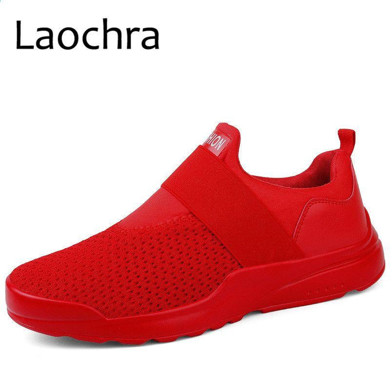 Laochra Duzy Rozmiar 45 46 Mezczyzn Na Swiezym Powietrzu Trampki Oddychajace Buty Z Siatki Dla Mezczyzn Elas Top Sneakers Puma Fierce Sneaker High Top Sneakers