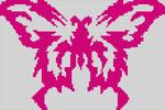Alpha Friendship Bracelet Pattern #12944
