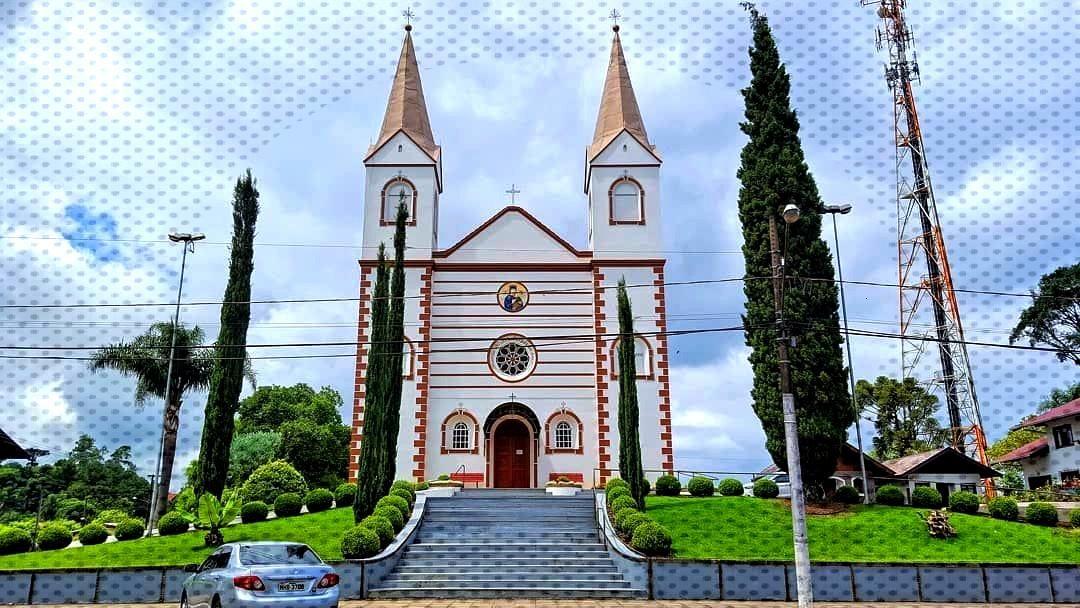 Igreja Matriz Nossa Senhora do Perpétuo é um dos pontos turísticos muito bem conhecida da cidade